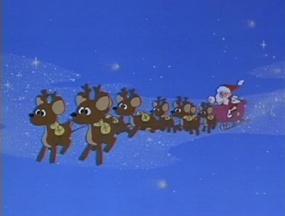 saturday december 20 2008 - Twas The Night Before Christmas 1974
