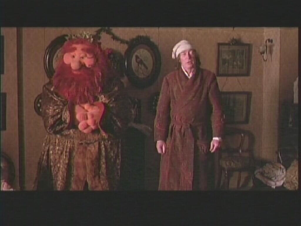 Muppet Christmas Carol Ghosts.The Muppet Christmas Carol 1992