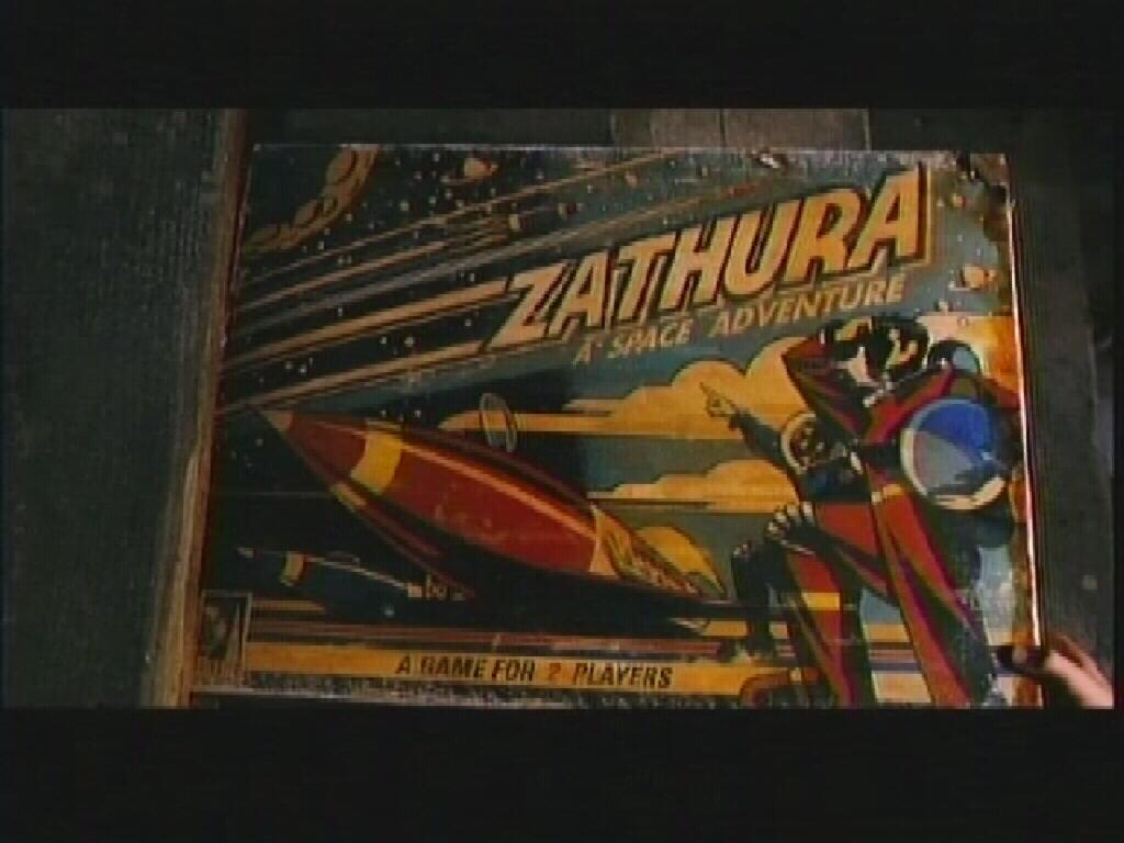 Zathura Zorgon Ship  C...